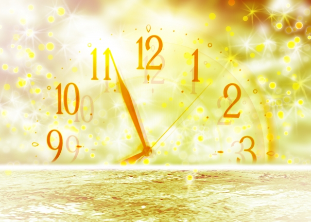 時間を分割して時間を有効に使う